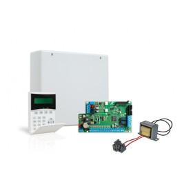 K4 + KLCD/LIGHT, Apsaugos sistemos komplektas