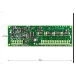 ZX8 8-zonų išplėtimo modulis