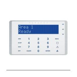 K656 LCD klaviatūra